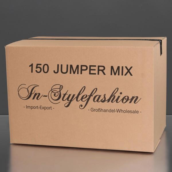 150  Stück Pullover aus unsere Kollektion