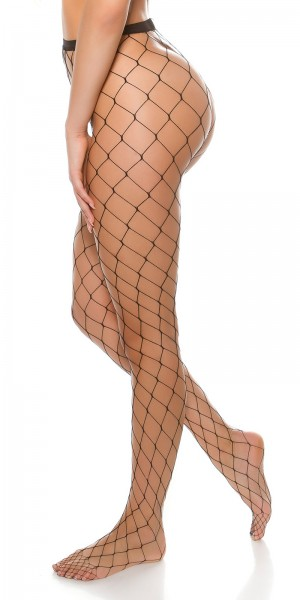 Sexy Netzstrumpfhose